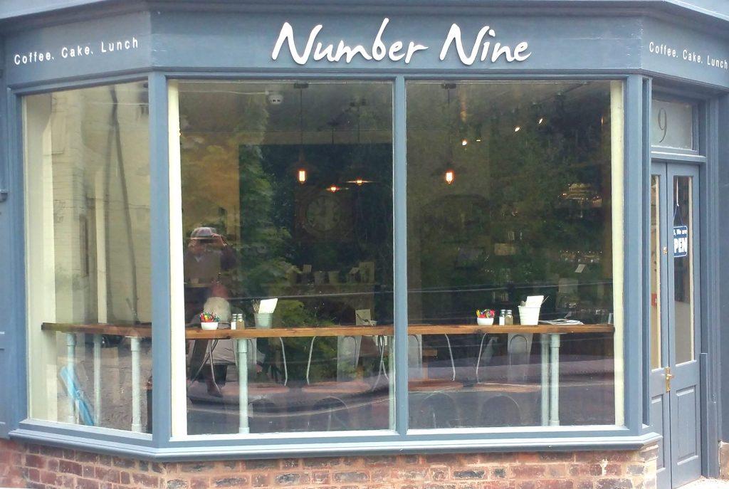 number nine coffee shop ironbridge